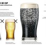 Kỷ lục Guinness về chiếc cốc có mã QR