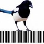 mã vạch - bird