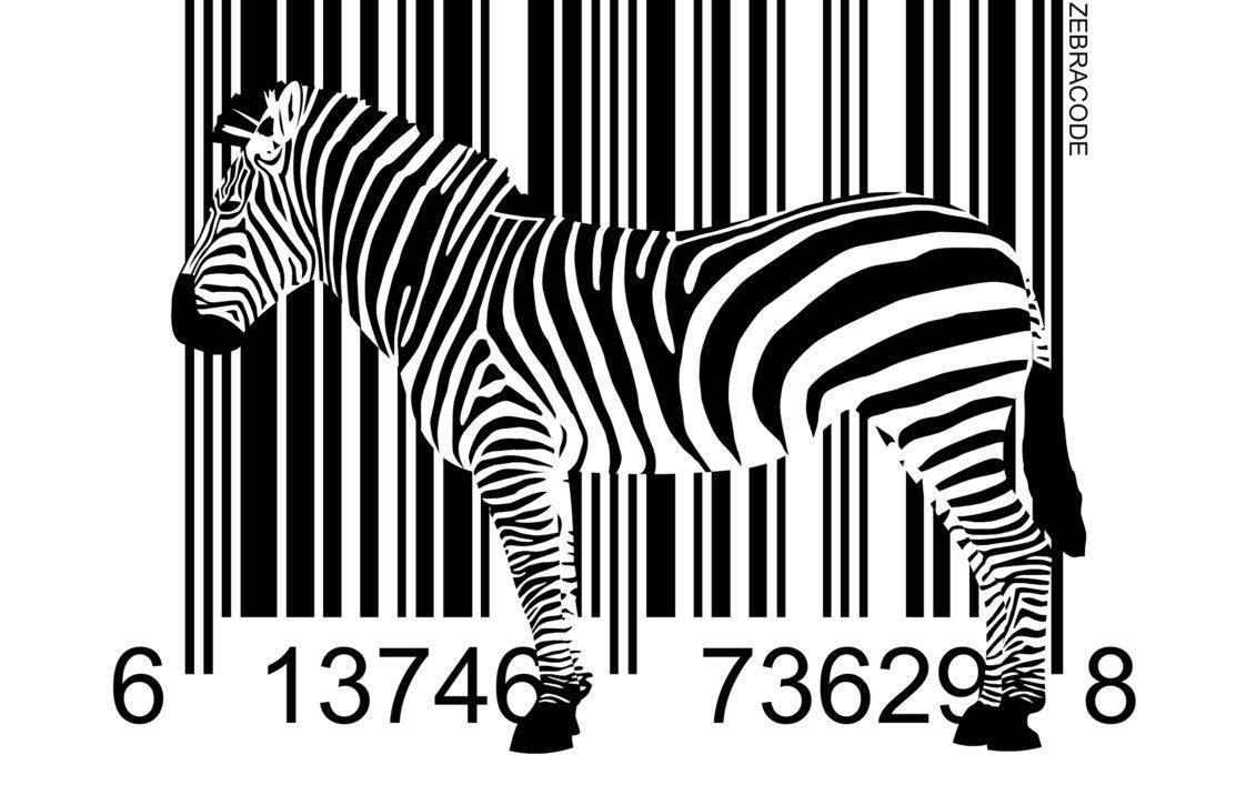 Barcode horse